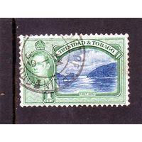 Тринидад и Тобаго.Ми-.Залив First Boca Bay/ Серия: King George VI.1938.