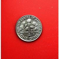 54-20 США, 10 центов 2007 г. (D)