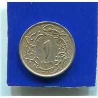 Египет 1/10 кирша 1913 ( AH 1327/6 )