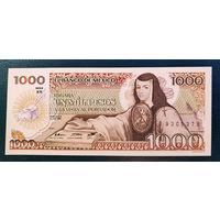 РАСПРОДАЖА С 1 РУБЛЯ!!! Мексика 1000 песо 1985 год UNC