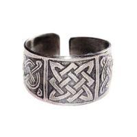 Перстень с изображением Сварожича