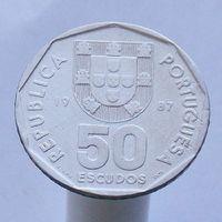 Португалия 50 эскудо 1987
