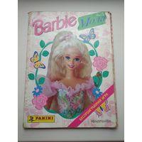 Альбом для наклеек Барби Мода
