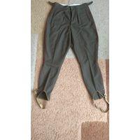 Военные брюки-галифе 48-4