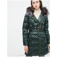 Новый фирменный пуховик пальто р 40-42