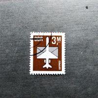 Марка ГДР 1984 год Авиапочта