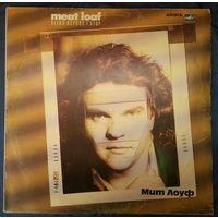 LP  Мит ЛОУФ / Meat Loaf - Blind Before I Stop (1988) дата записи: 1986