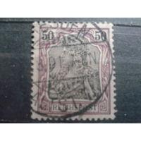 Германия 1900 Стандарт 50 пф