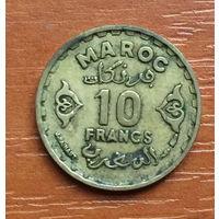 Марокко, 10 франков 1952 (1371)