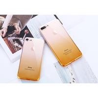 Желто-прозрачный чехол для Iphone 6 или 6s
