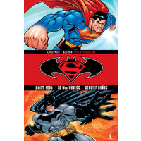 Супермен. Бэтмен. Враги общества. Джеф Лоэб