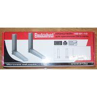 Кронштейн для микроволновки ElectricLight КБ-01-10 металлик