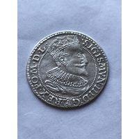 6 грошей 1596г