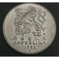 Чехия 5 крон 1993