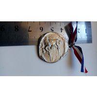 Медаль Спорт Жетон Стрельба