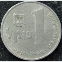 398:  1 шекель 1982 Израиль