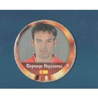 Фишка Евро 2004 # 111 Фернандо Морьентес