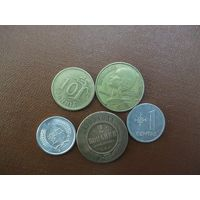 Пять монет/013 с рубля!
