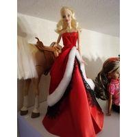 Кукла барби/Barbie Holiday 2007 коллекционная