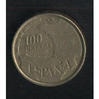 Испания 100 1993 г. Юбилейные. (*). Сохран!!