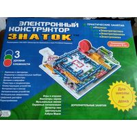 Электронный конструктор Знаток
