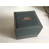 Оригинальная коробка, футляр для часов AWI.