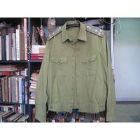 Рубашка полковника ВВС ВС СССР, размер 43-4(XL).