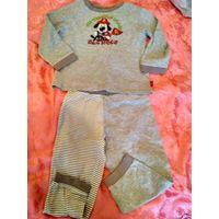 Фирменная пижама cocodrillo 110
