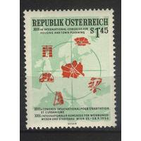 Австрия 1956 Mi# 1027 (MNH**)