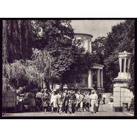 1954 год Киев Аскольдова могила