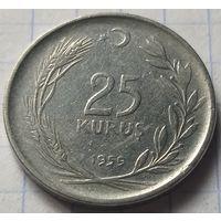 Турция 25 курушей, 1959         ( 2-9-4 )
