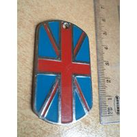 Жетон флаг Великобритании
