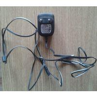 Блок питания-адаптер для радиостанций (DVR) 9V/200mA
