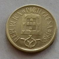 5 эскудо, Португалия 1988 г.