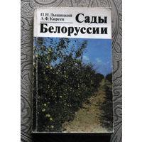 П.Н.Лышицкий, А.Ф.Киреев Сады Белоруссии