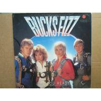 BUCKS FIZZ - Are You Ready 82 RCA Germany NM/NM