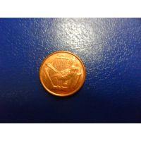 Каймановы острова 1 цент 1999 г.