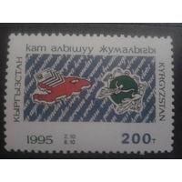 Киргизия 1995 вступление в ВПС