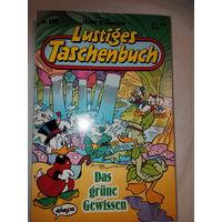 Комикс Утиные истории.Lustiges Taschenbuch 198. На немецком языке