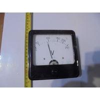 Вольтметр ( 12см. Х 12 см)