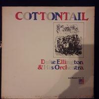 DUKE ELLINGTON & HIS ORCHESTRA - 1956 - COTTONTAIL/JAZZ MASTERS VOL. 15, (UK), LP