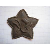 Звезда РККА обр. 1918 года. #12