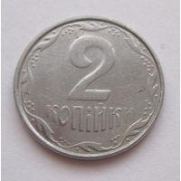 Украина 2 копейка 2008