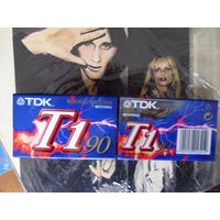 Кассета аудио TDK T1-90EA