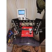 3d принтер Рrusa i3 steel