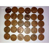 Монеты Пакистан с рубля.