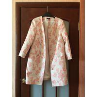 Пальто прямого кроя Elny, сделано в Петербурге, 46