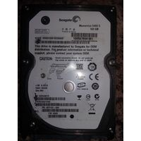 Винчестер, жесткий диск, Seagate 160 GB, ST9160310AS