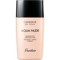 Тональная основа Guerlain Lingerie De Peau Aqua Nude (оттенок 02N Clair Light)