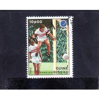 Гвинея-Биссау.Спорт.Чемпионат мира по футболу.Франция.1988.